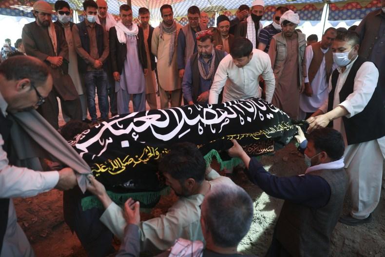 Funeral Hazara