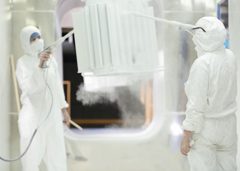 Missouri: Coating, painting, and spraying machine setters, operators, and tenders