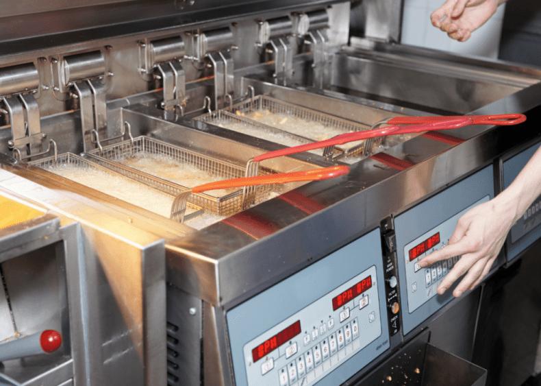 North Carolina: Cooks, fast food