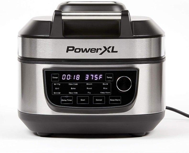 PowerXL Grill Air Fryer Combo