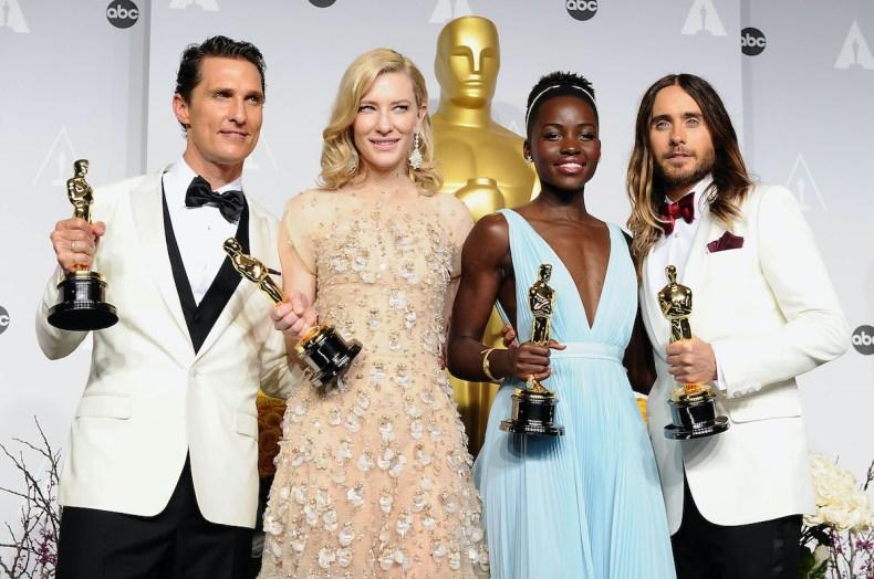 Oscar awards 2014
