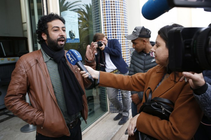 Moroccan Journalist Convicted of Espionage
