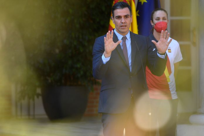 Spanish PM Pedro Sanchez not at WhiteHouse