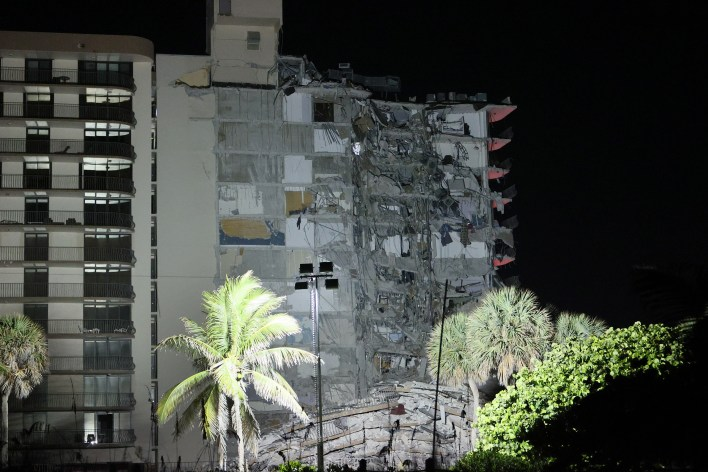 Miami-Dade 1,000 Unsafe Structure Backlog