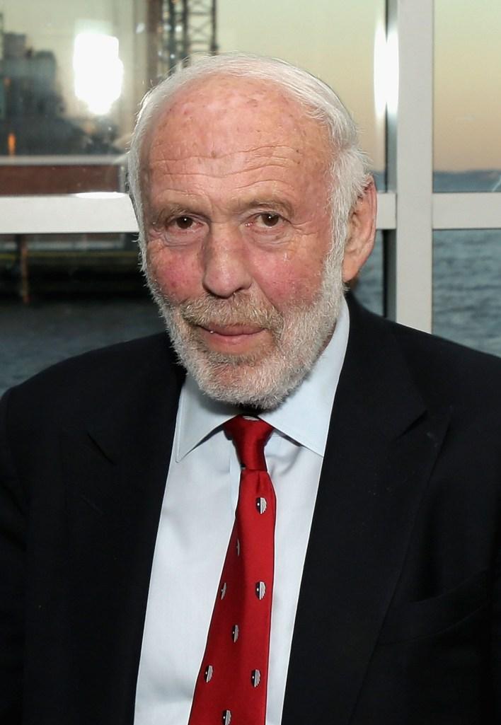 Jim Simons at gala