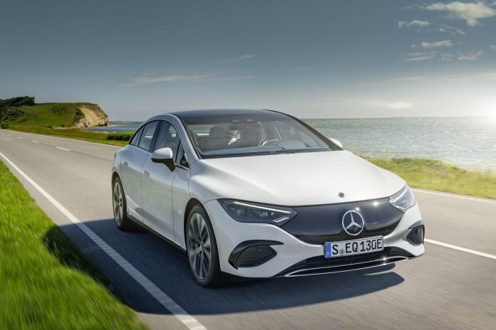 2023 Mercedes-Benz EQE