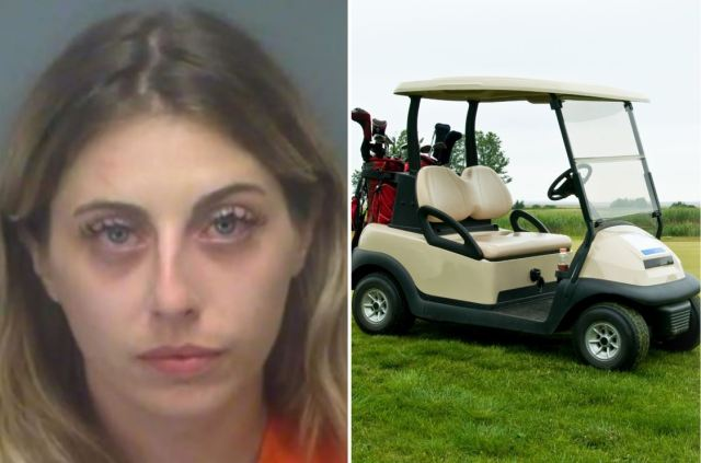 Jessica Smith was arrested by police