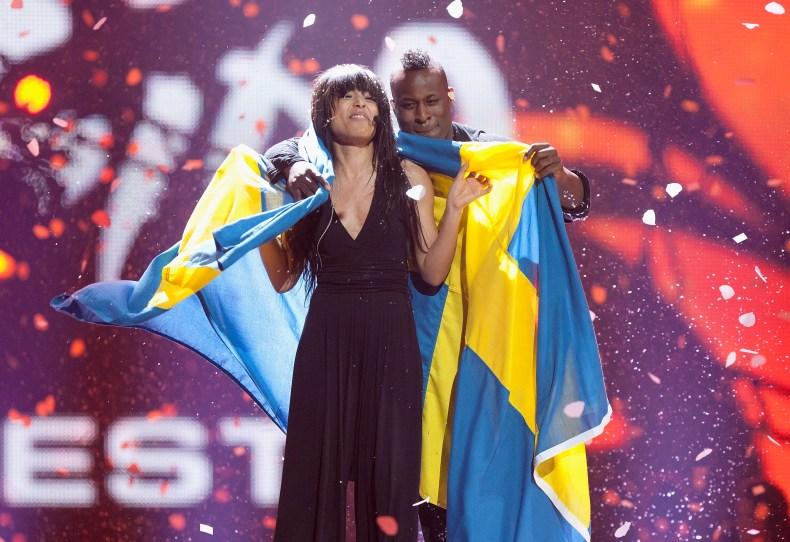 Loreen wins Eurovision in Baku