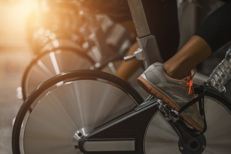 Cycling Intervals