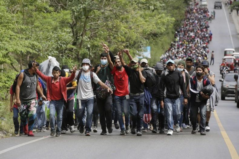 Henry Cuellar migrants coming open border immigration