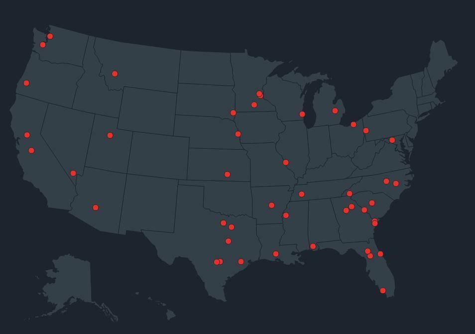 map every school shooting