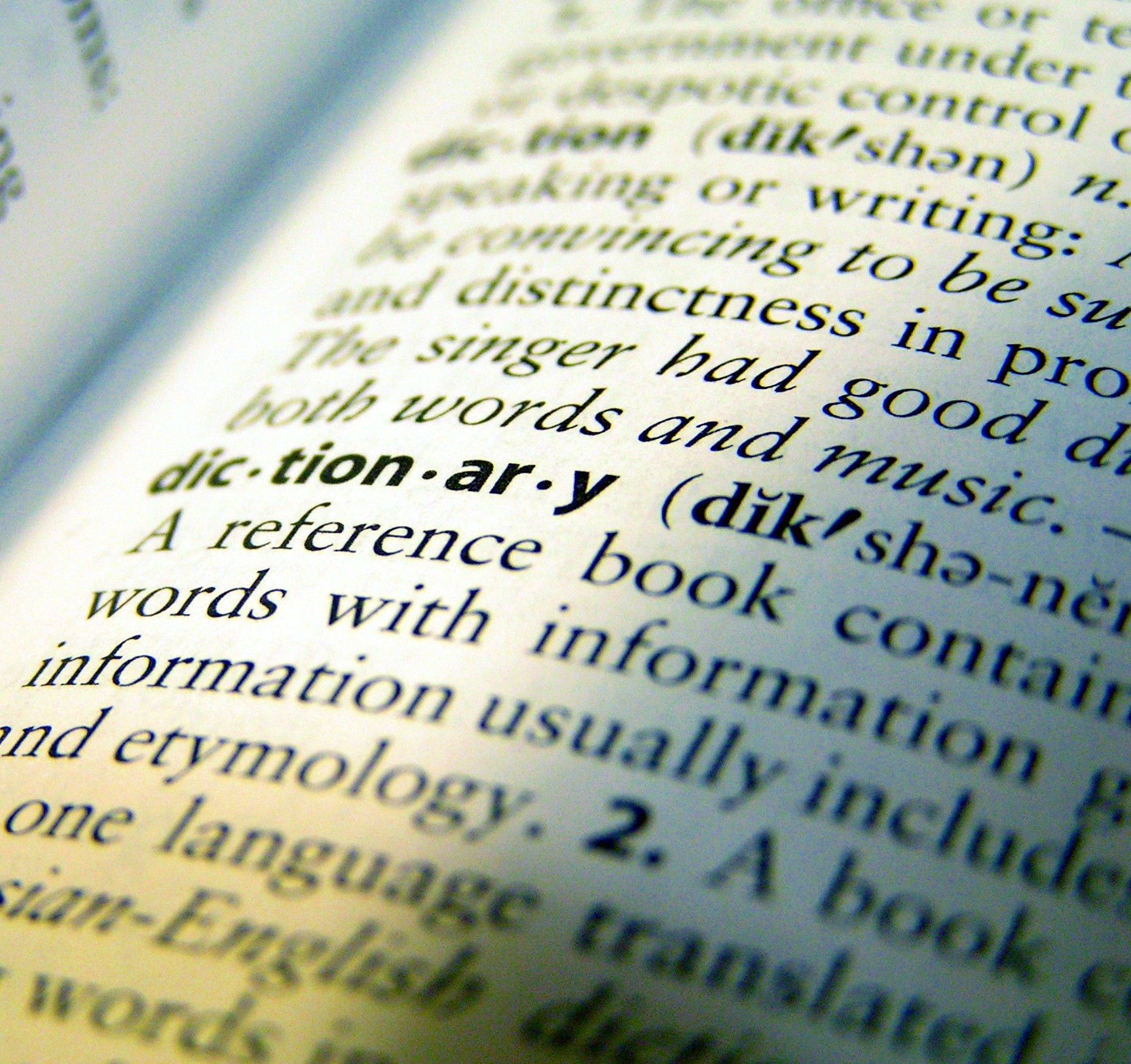 identity is dictionary com