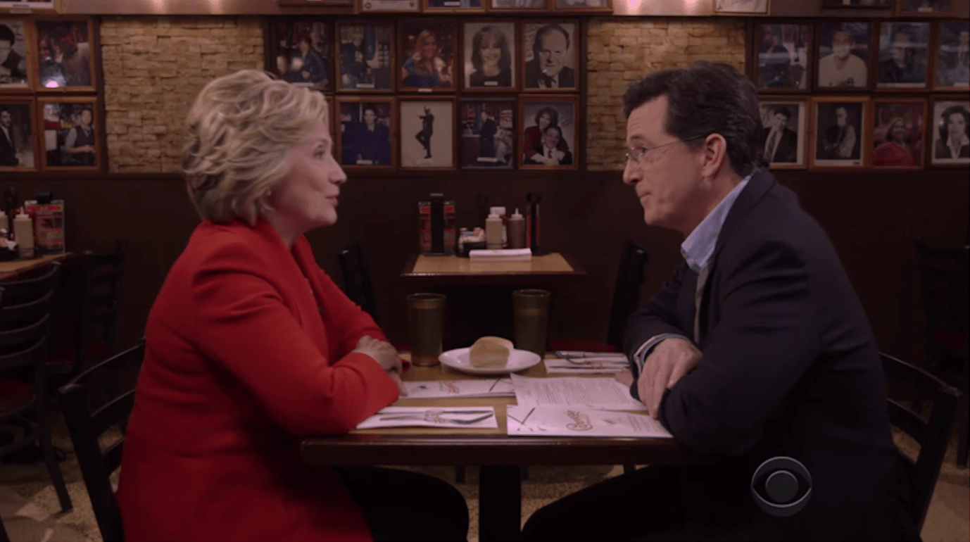 hillary clinton and stephen