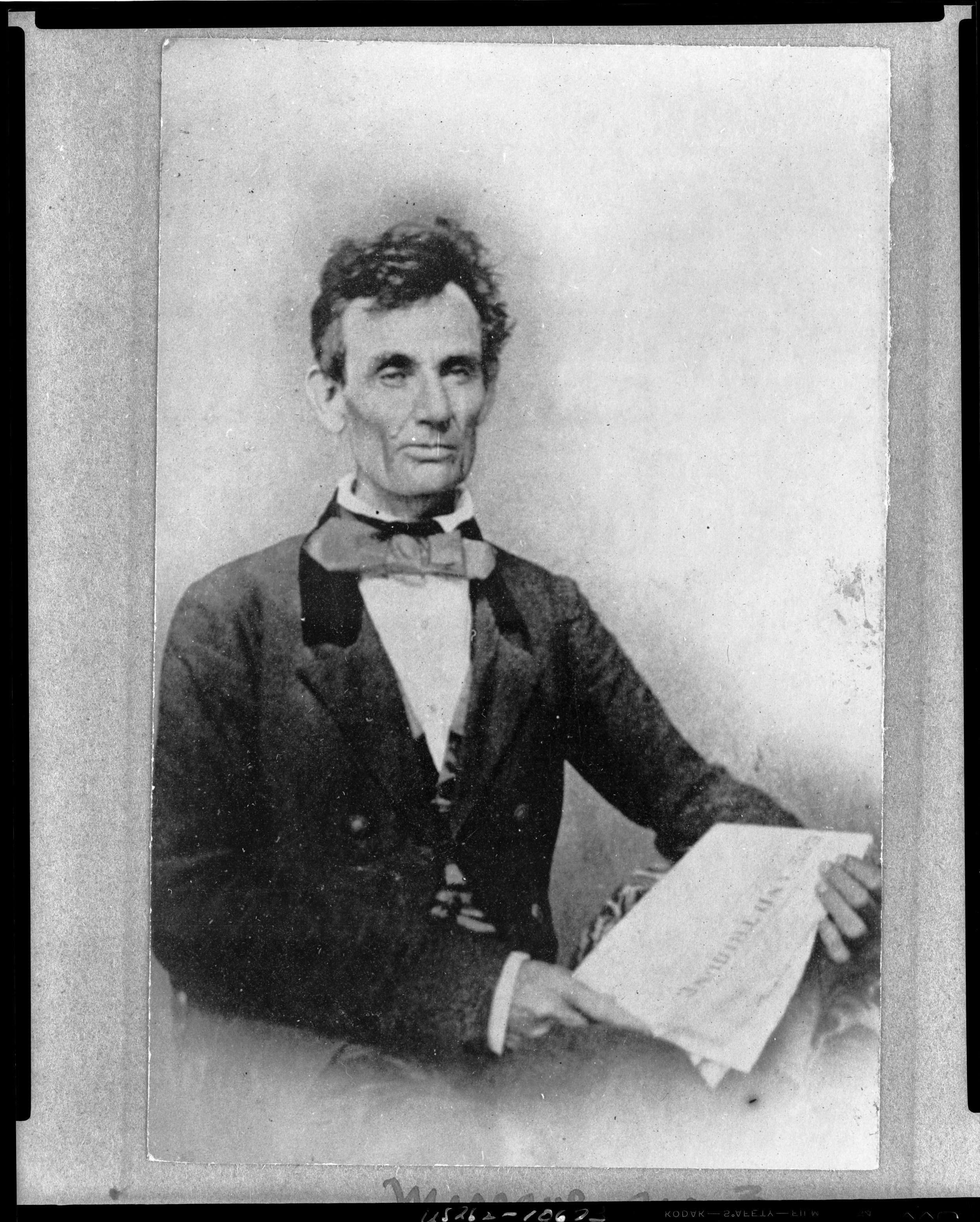Abraham Lincoln On His Illinois Childhood I Used To Be A