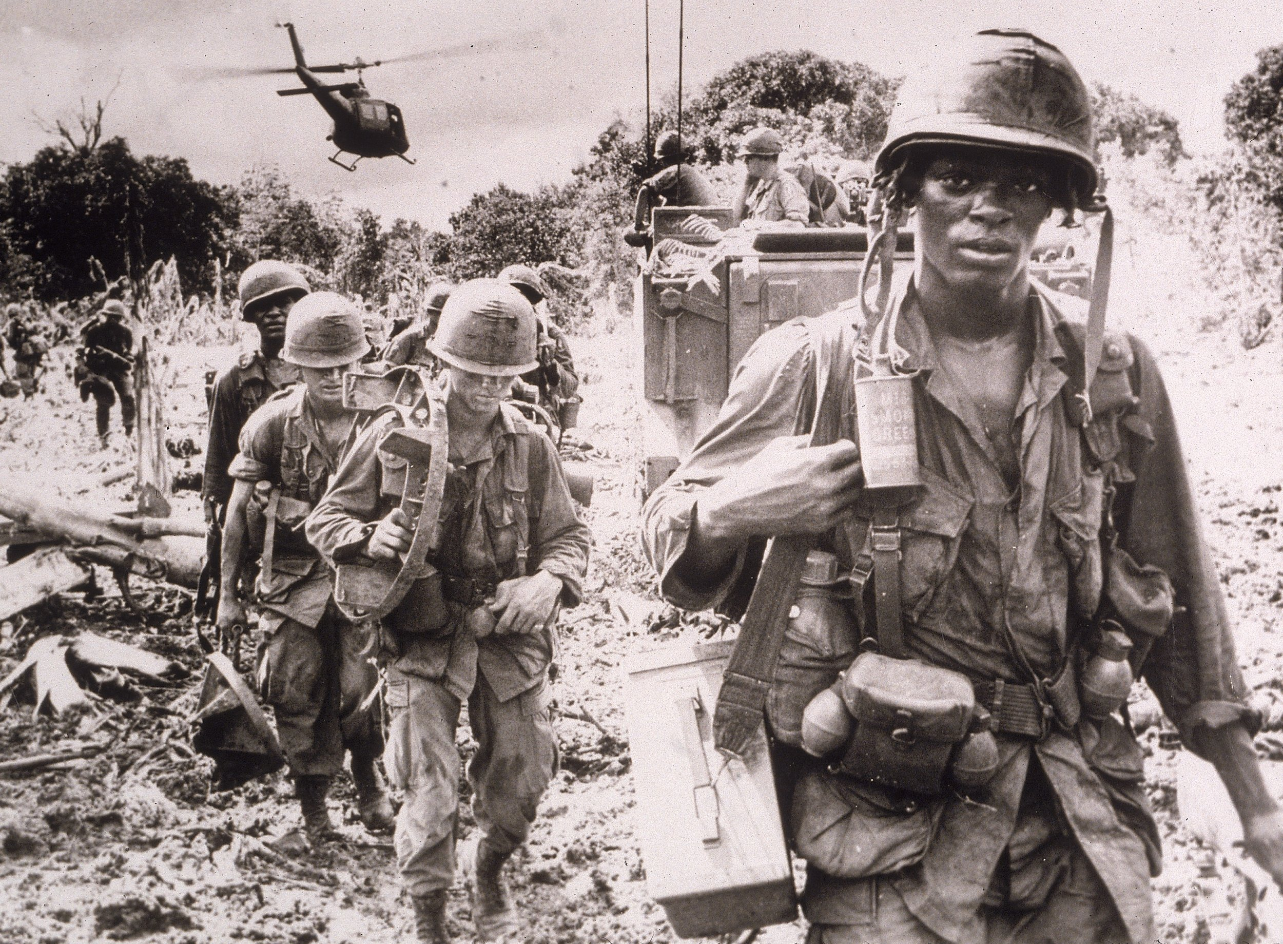 Vietnam War Documentary On Pbs Could Trigger Ptsd For