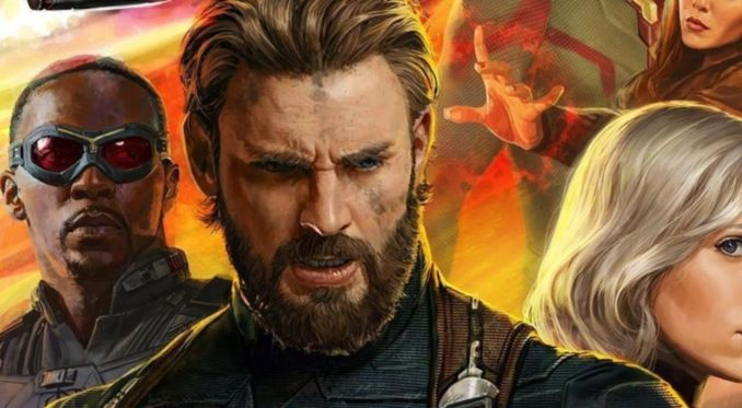 fans broke a record tweeting about captain america's
