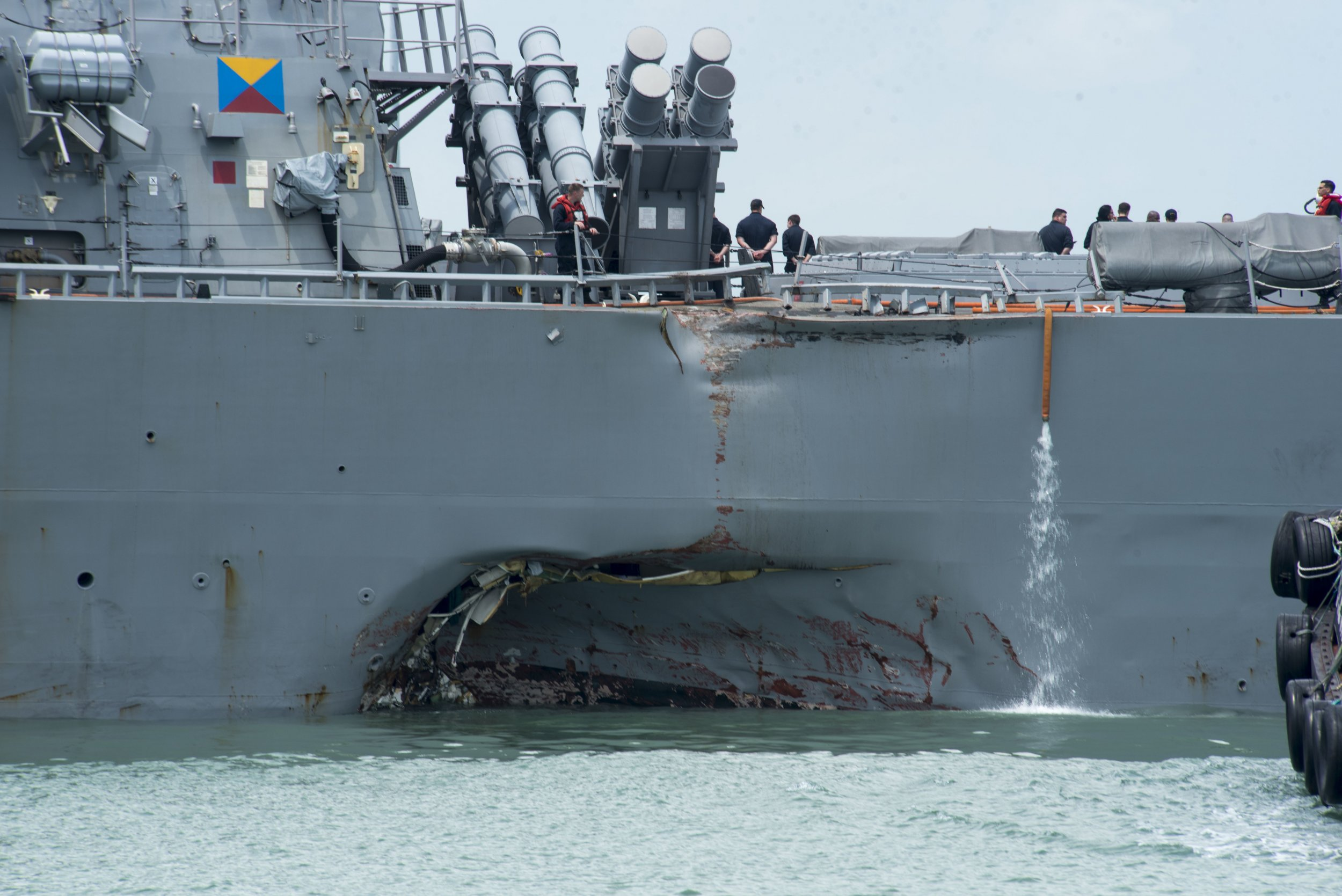 what is negligent homicide? u.s. navy commanders charged in
