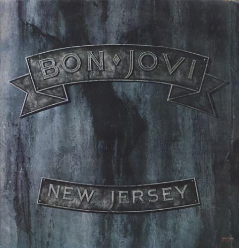 every bon jovi album