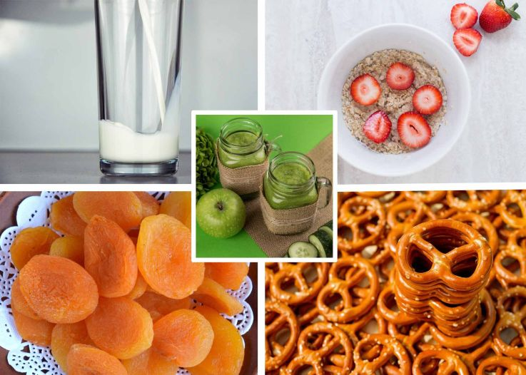 50 healthy foods that