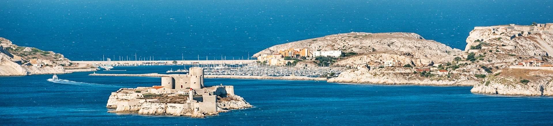 Hoteles en Marsella baratos  Destinia