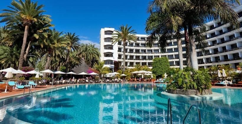 Seaside Hotel Palm Beach en Maspalomas  Destinia
