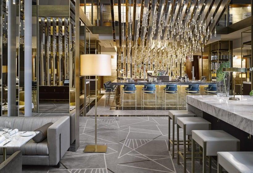 Hotel Fairmont Rey Juan Carlos I en Barcelona  Destinia