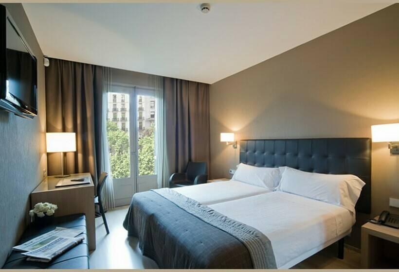 Hotel Actual en Barcelona desde 46   Destinia