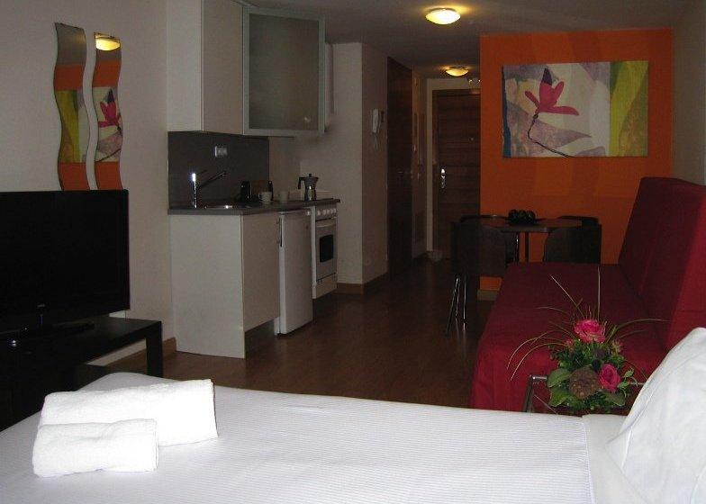 Apartamentos KM1 Gran Via en Madrid  Destinia