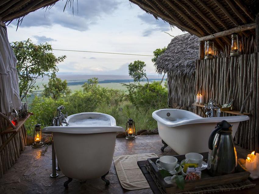 Hotel Kilima Camp en Reserva Nacional Masai Mara  Destinia
