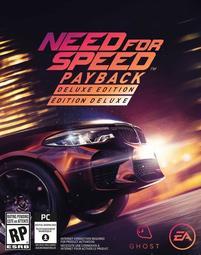 PC版 繁體 豪華版 極品飛車 20代 EA 極速快感:血債血償 Need for Speed Payback - 露天拍賣