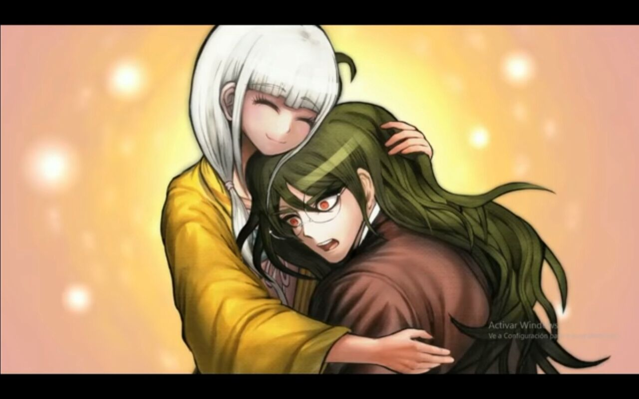 Green Hair Anime Girl Wallpaper The Little Sun And The Big Moon Gonta Gokuhara X Angie