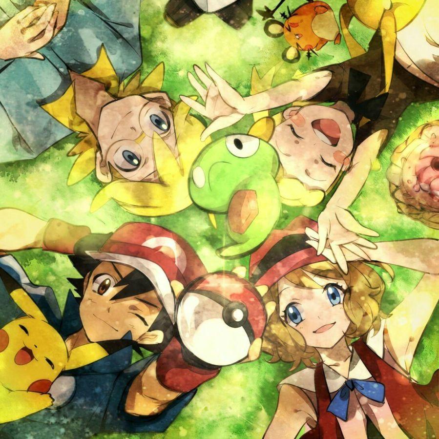 #adventure #amourshipping #fanfic #kalos #pokemon #pokemonfanfic #pokemonxy #satosere #satoshi #serena
