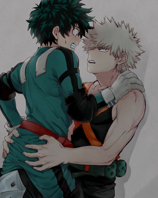 Bakugou X Deku Abusive - Year of Clean Water