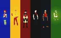 Young Justice Robin And Kid Flash Fan Fiction - Exploring Mars