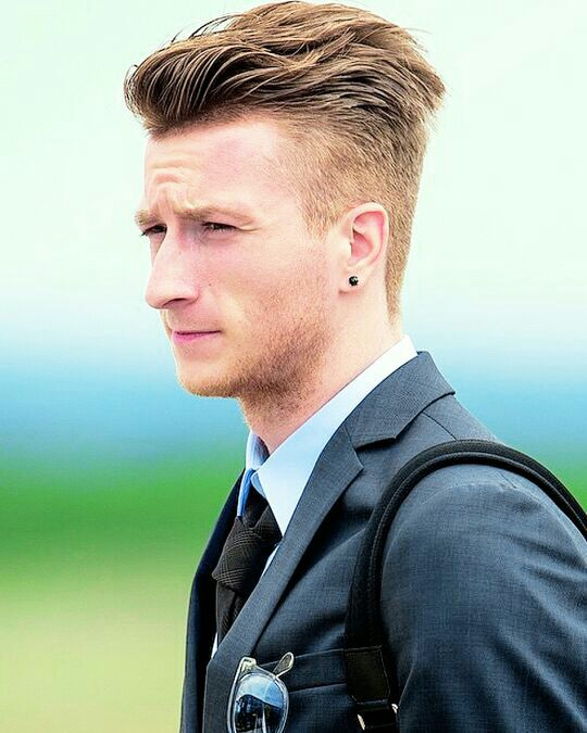 Marco reus haircut name the best haircut of 2018 marco reus hairstyle men hairstyles short long medium winobraniefo Image collections