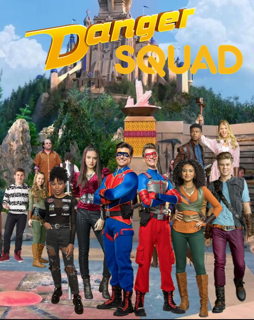 Henry Danger And Knight Squad Crossover : henry, danger, knight, squad, crossover, DANGER, SQUAD, 🔥⚡, ⚡HENRY, DANGER⚡, Wattpad