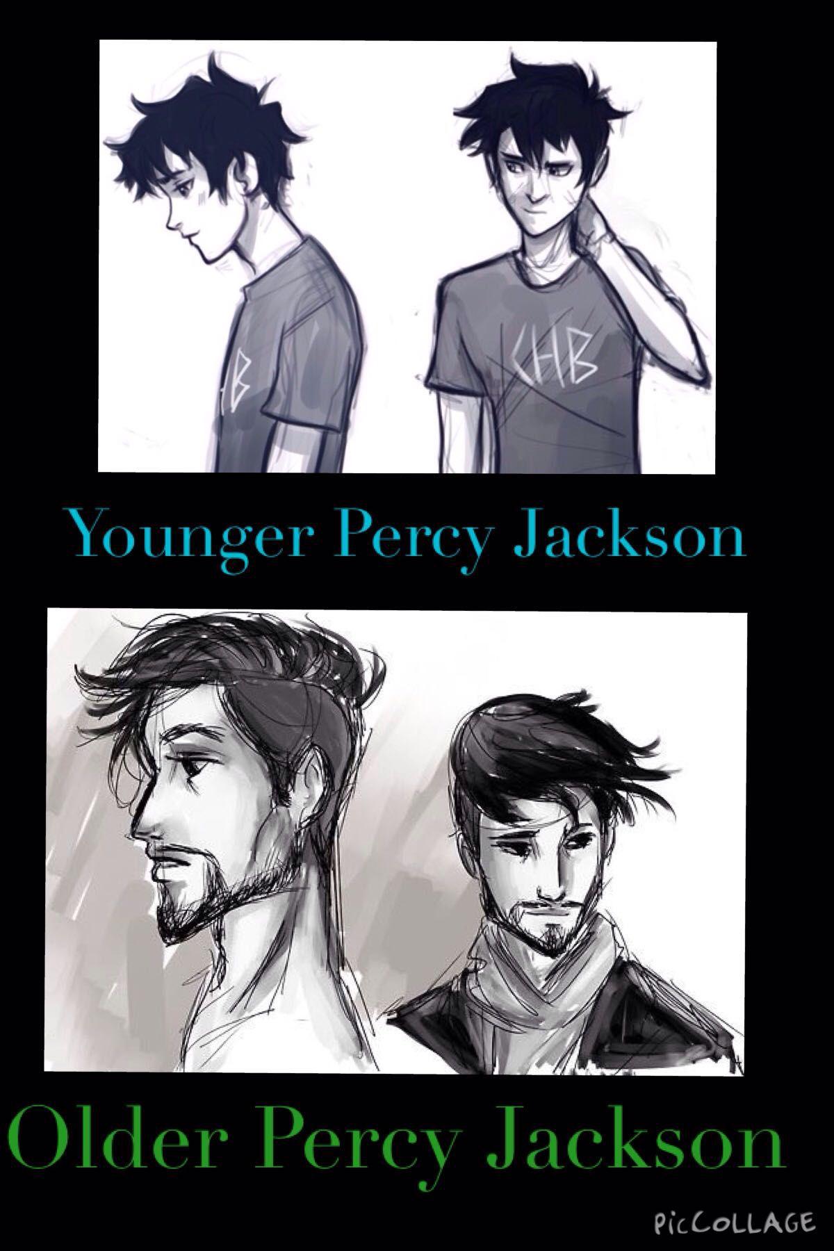 Percy Jackson Is Ironman