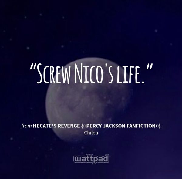 Hecate Revenge Percy Jackson Fanfiction Vi - Year of Clean Water