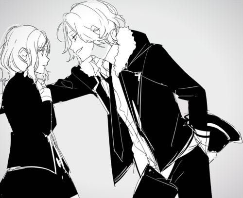 Diabolik Lovers Daddy Scenarios Sakamaki Edition - Modern