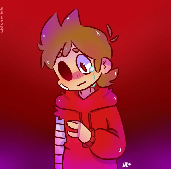 Red Leader Tord X Reader Lemon