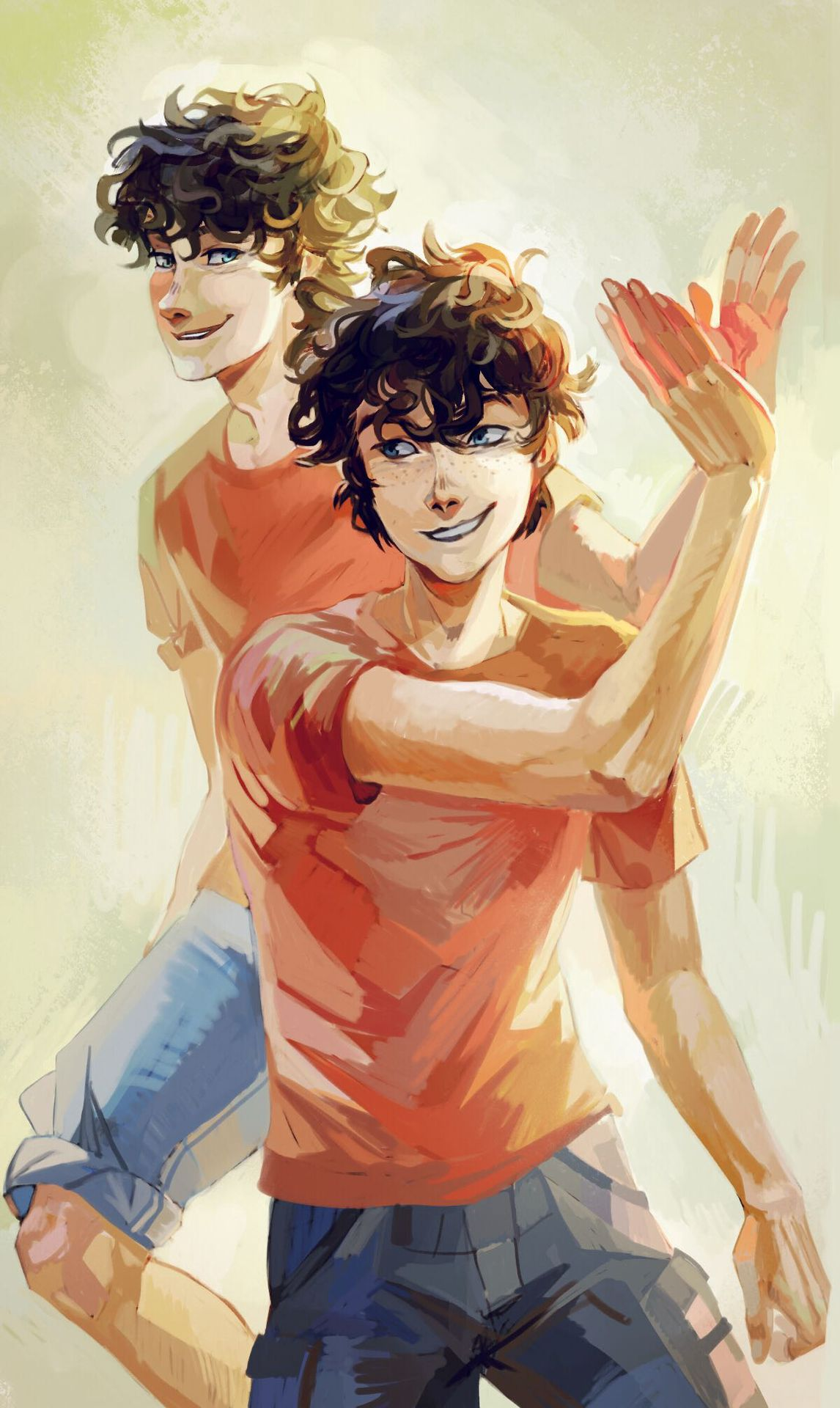 Demigod Truth Or Dare A Percy Jackson Fanfiction