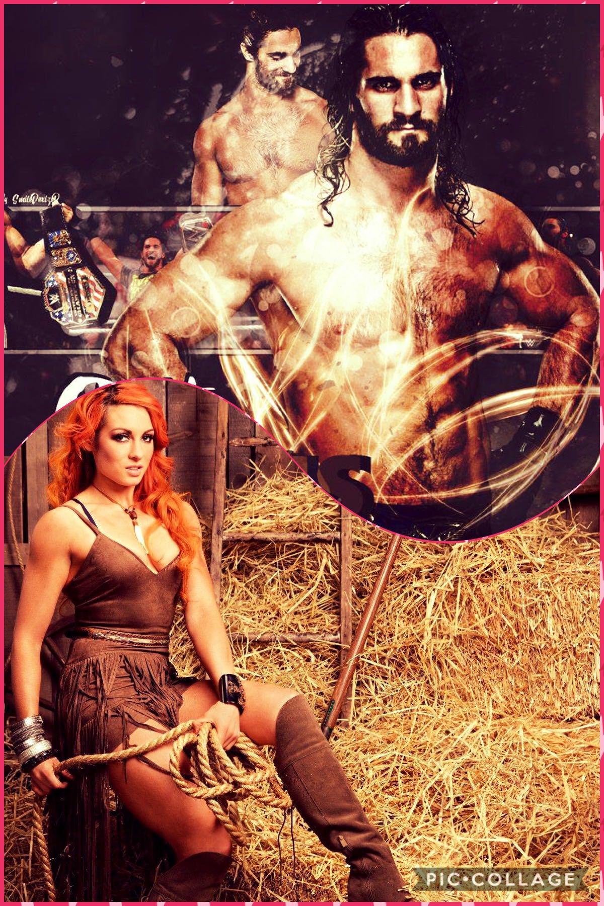 Seth Rollins Becky Lynch : rollins, becky, lynch, 🔥*The, Man's, Architect*🌹, (WWE:Becky, Lynch, Rollins), *Coming, 2019*, Story, Between, Architect, Wattpad