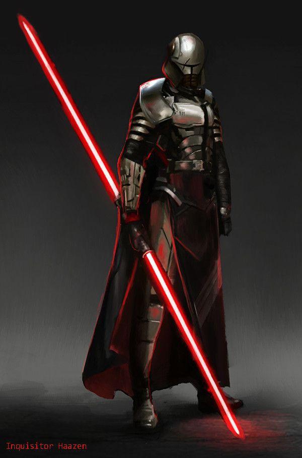 Starkiller Sith Stalker