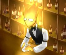 Swapfell Grillby - Year of Clean Water