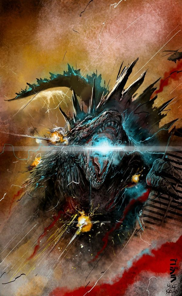Godzilla Wattpad - Year of Clean Water