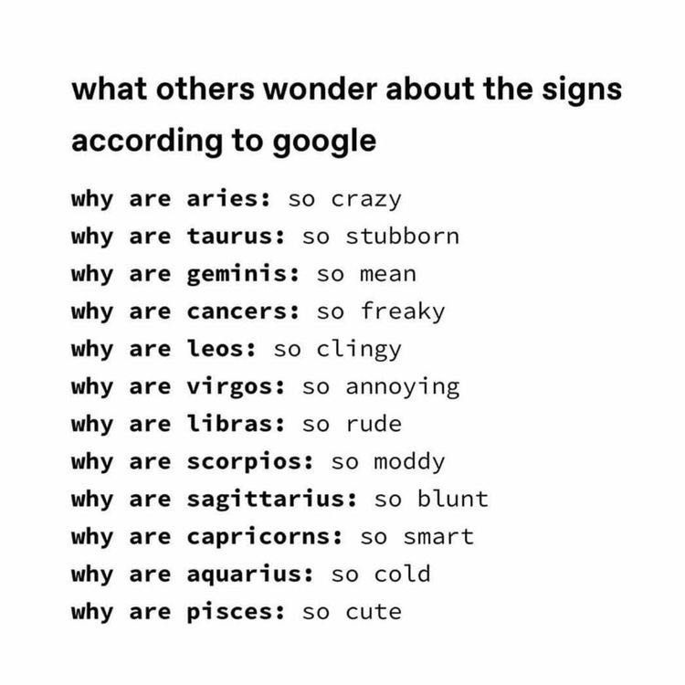 Crazy why so are scorpios 10 Reasons