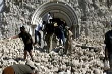 Chile and Haiti Earthquakes Compared