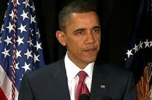 President Obama's Statement on Libya