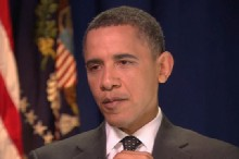 One on One With Barack Obama