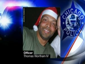 Chicago Cop, Iraq War Vet Slain Over Motorcycle